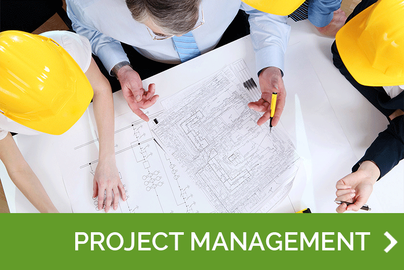 project-management-home-page